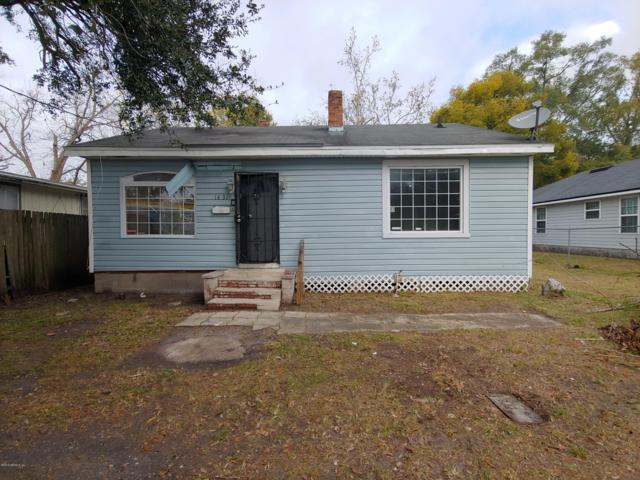 1431 W 33RD St, Jacksonville, FL 32209 (MLS #974317) :: Florida Homes Realty & Mortgage