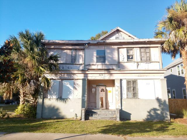 125 E 3RD St, Jacksonville, FL 32206 (MLS #974559) :: Young & Volen | Ponte Vedra Club Realty