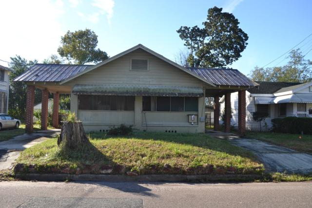664 W 17TH St, Jacksonville, FL 32206 (MLS #974621) :: Ancient City Real Estate