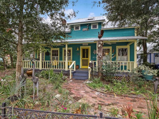414 Cedar St, Fernandina Beach, FL 32034 (MLS #975007) :: The Hanley Home Team