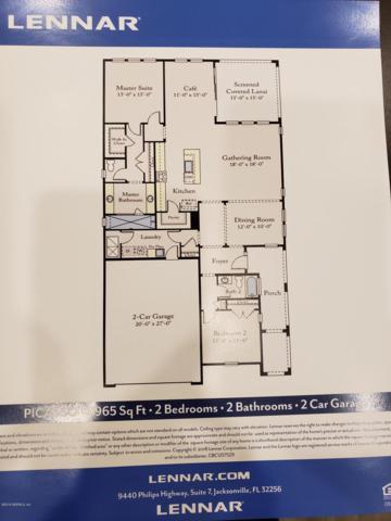 58 Furrier Ct, Ponte Vedra, FL 32081 (MLS #975607) :: Memory Hopkins Real Estate