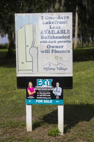LOT 8 Tiffany Ct, Crescent City, FL 32112 (MLS #975711) :: Berkshire Hathaway HomeServices Chaplin Williams Realty