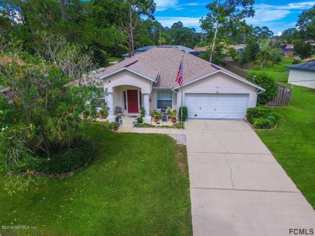 264 Beechwood Ln, Palm Coast, FL 32137 (MLS #975747) :: The Hanley Home Team