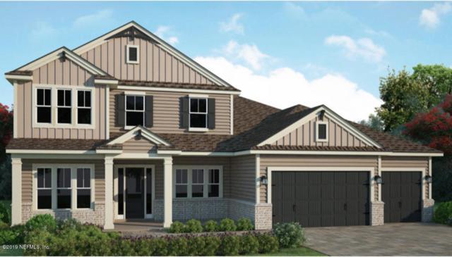 371 Back Creek Dr, St Augustine, FL 32092 (MLS #975823) :: Berkshire Hathaway HomeServices Chaplin Williams Realty
