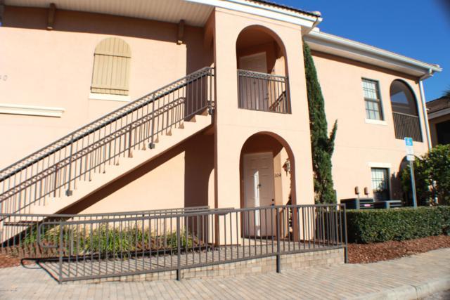 140 Calle El Jardin #104, St Augustine, FL 32095 (MLS #975865) :: Memory Hopkins Real Estate