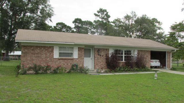 597 SE 51ST St, Keystone Heights, FL 32656 (MLS #975951) :: Summit Realty Partners, LLC