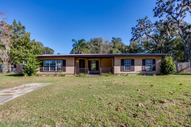 505 Governor St, GREEN COVE SPRINGS, FL 32043 (MLS #975968) :: EXIT Real Estate Gallery