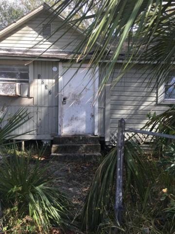 1237 Stafford St, Jacksonville, FL 32209 (MLS #976040) :: Ponte Vedra Club Realty | Kathleen Floryan