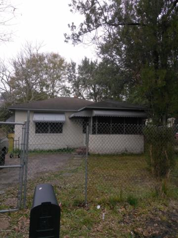 847 W 29TH St, Jacksonville, FL 32209 (MLS #976674) :: The Hanley Home Team