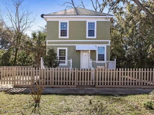 138 E 18TH St, Jacksonville, FL 32206 (MLS #976689) :: Young & Volen | Ponte Vedra Club Realty