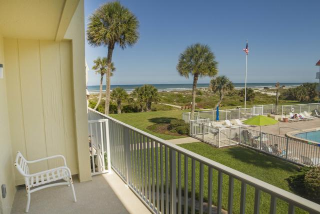 1 Ocean Trace Rd #223, St Augustine Beach, FL 32080 (MLS #976872) :: CrossView Realty