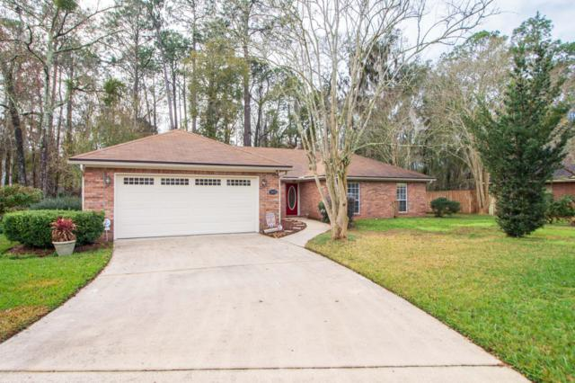 3826 Habersham Forest Dr, Jacksonville, FL 32223 (MLS #976967) :: The Hanley Home Team