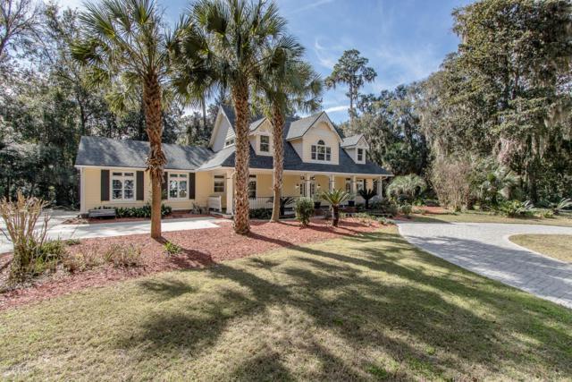 1479 Scarlett Way, Fleming Island, FL 32003 (MLS #977243) :: The Hanley Home Team