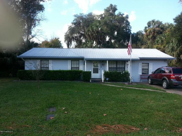 138 Roberts Blvd, Satsuma, FL 32189 (MLS #977277) :: Ponte Vedra Club Realty | Kathleen Floryan