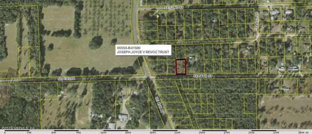 LOT 15 SE 50TH St, Keystone Heights, FL 32656 (MLS #977314) :: Florida Homes Realty & Mortgage