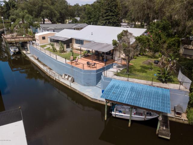 115 Shady Ln, Satsuma, FL 32189 (MLS #977405) :: Ponte Vedra Club Realty | Kathleen Floryan