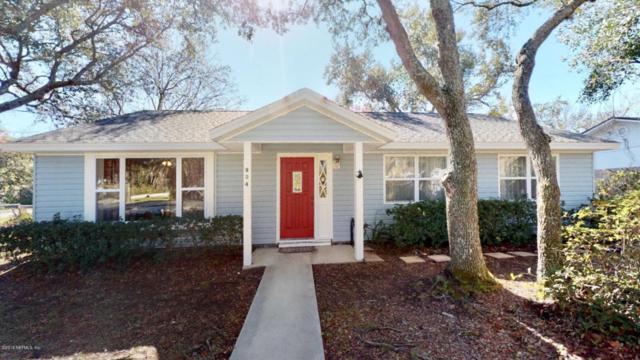 904 San Jose Rd, St Augustine, FL 32086 (MLS #977421) :: Ponte Vedra Club Realty | Kathleen Floryan