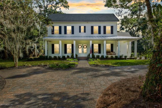 121 Marshall Creek Dr, St Augustine, FL 32095 (MLS #977453) :: Ponte Vedra Club Realty | Kathleen Floryan