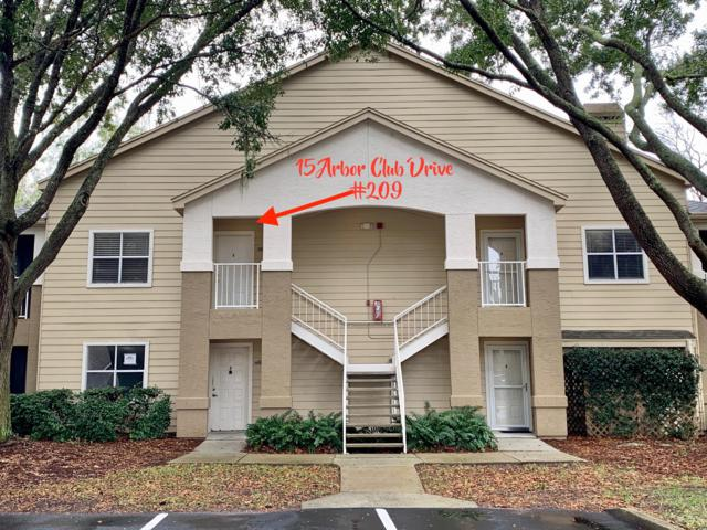 15 Arbor Club Dr #209, Ponte Vedra Beach, FL 32082 (MLS #977570) :: CrossView Realty