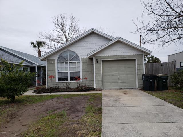 63 W 9TH St, Atlantic Beach, FL 32233 (MLS #977581) :: Ponte Vedra Club Realty | Kathleen Floryan