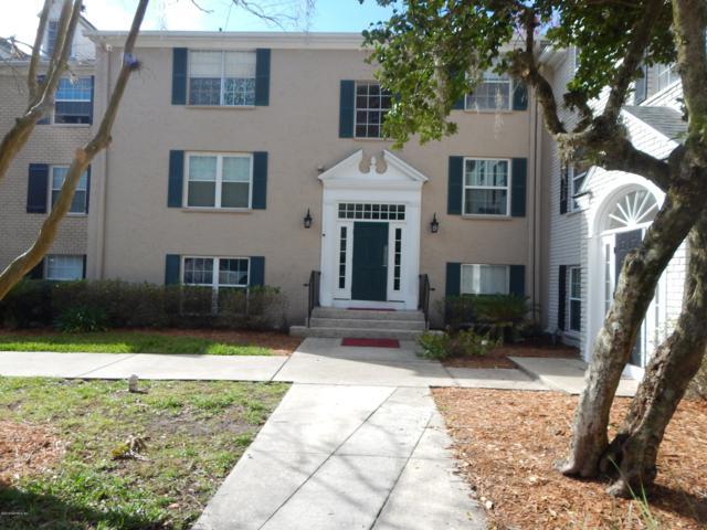 4302 Plaza Gate Ln S #101, Jacksonville, FL 32217 (MLS #978000) :: The Hanley Home Team
