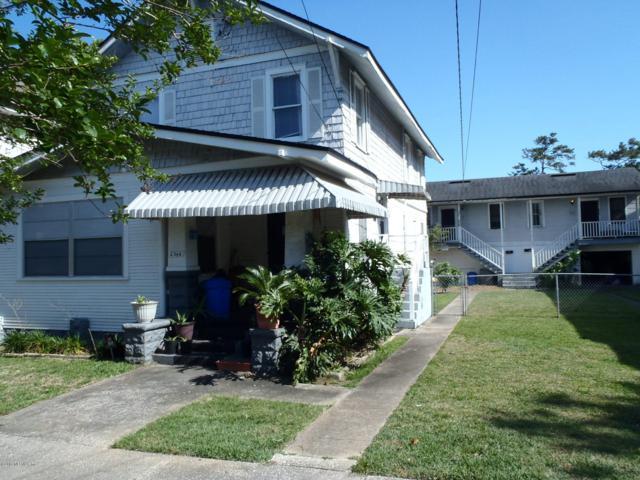 2348 Forbes St, Jacksonville, FL 32204 (MLS #978003) :: The Hanley Home Team