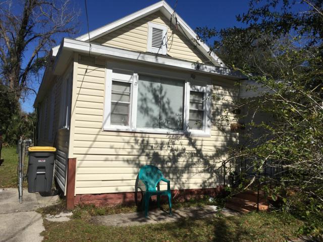 1779 W 6TH St, Jacksonville, FL 32209 (MLS #978131) :: The Hanley Home Team
