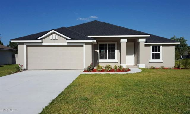 305 Crystal Lake Dr, St Augustine, FL 32084 (MLS #978422) :: EXIT Real Estate Gallery