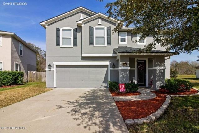 360 Bostwick Cir, St Augustine, FL 32092 (MLS #978525) :: The Hanley Home Team