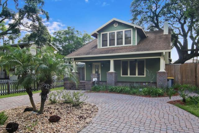 1521 Palm Ave, Jacksonville, FL 32207 (MLS #978573) :: The Hanley Home Team