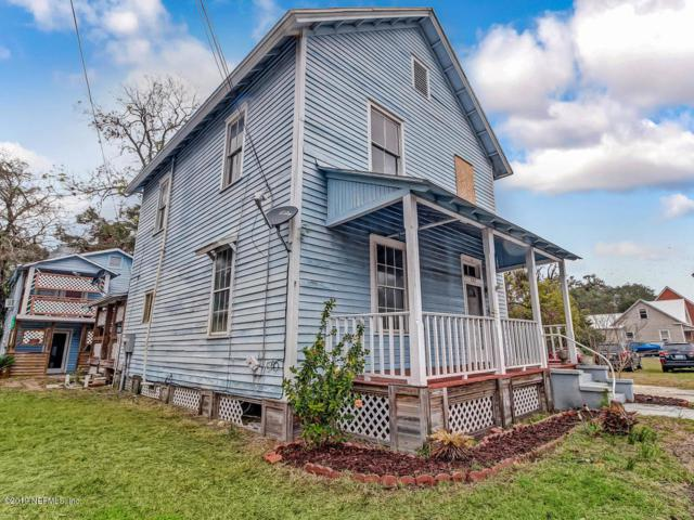 113 8TH St, Fernandina Beach, FL 32034 (MLS #978730) :: The Hanley Home Team