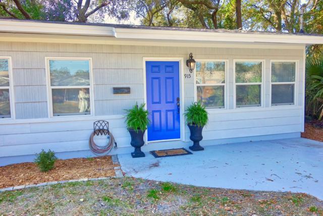 915 10TH St S, Fernandina Beach, FL 32034 (MLS #978864) :: The Hanley Home Team