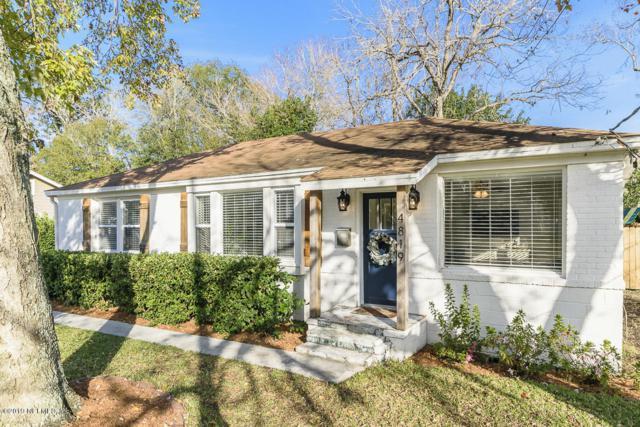 4819 Elizabeth Ter, Jacksonville, FL 32205 (MLS #978903) :: Ponte Vedra Club Realty | Kathleen Floryan