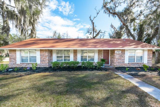 2986 Hollybay Rd, Orange Park, FL 32073 (MLS #979072) :: The Hanley Home Team