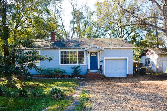 4610 Woolman Ave, Jacksonville, FL 32205 (MLS #979298) :: Ponte Vedra Club Realty | Kathleen Floryan