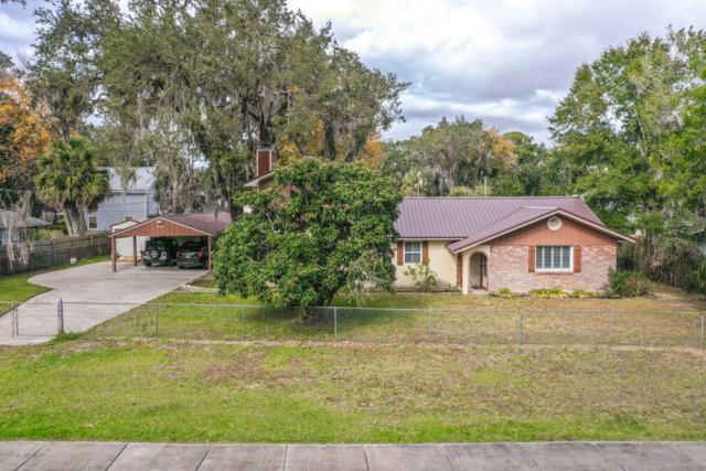605 St Augustine S Dr, St Augustine, FL 32086 (MLS #979356) :: Berkshire Hathaway HomeServices Chaplin Williams Realty
