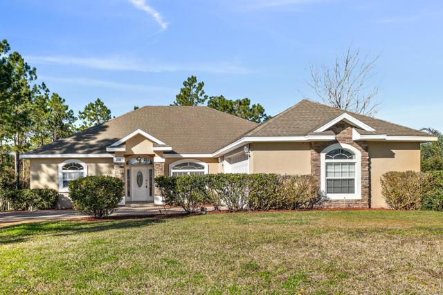 235 N Prairie Lakes Dr, St Augustine, FL 32084 (MLS #979371) :: EXIT Real Estate Gallery