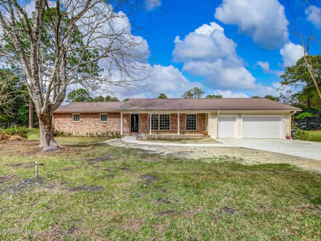 96165 Pirates Bluff Rd, Yulee, FL 32097 (MLS #979402) :: EXIT Real Estate Gallery