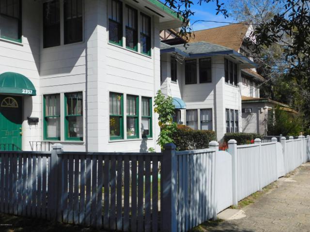 2351 Park St, Jacksonville, FL 32204 (MLS #979606) :: The Hanley Home Team
