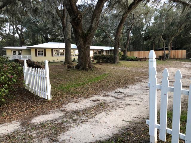 1919 State Road 20 Rd, Hawthorne, FL 32640 (MLS #979672) :: Ponte Vedra Club Realty | Kathleen Floryan