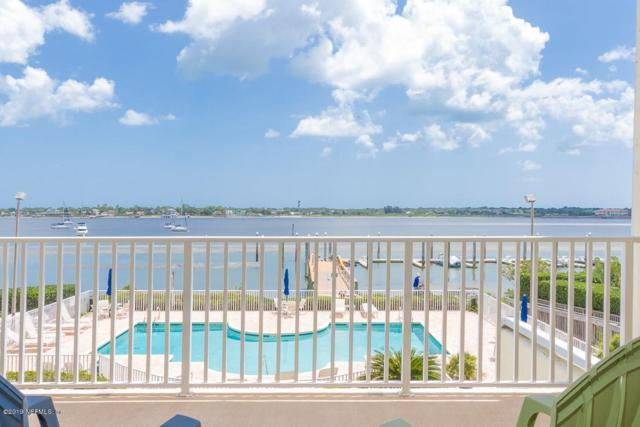 157 Marine St #205, St Augustine, FL 32084 (MLS #979679) :: Ancient City Real Estate