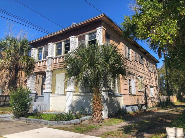 215 E 3RD St, Jacksonville, FL 32206 (MLS #979782) :: The Edge Group at Keller Williams