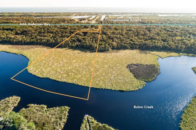 2786 John Anderson Hwy, Flagler Beach, FL 32136 (MLS #979883) :: Memory Hopkins Real Estate