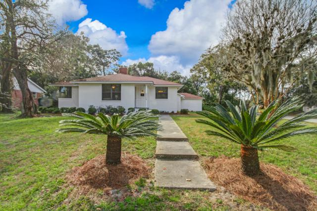 4508 Rosewood Ave, Jacksonville, FL 32207 (MLS #979892) :: The Hanley Home Team