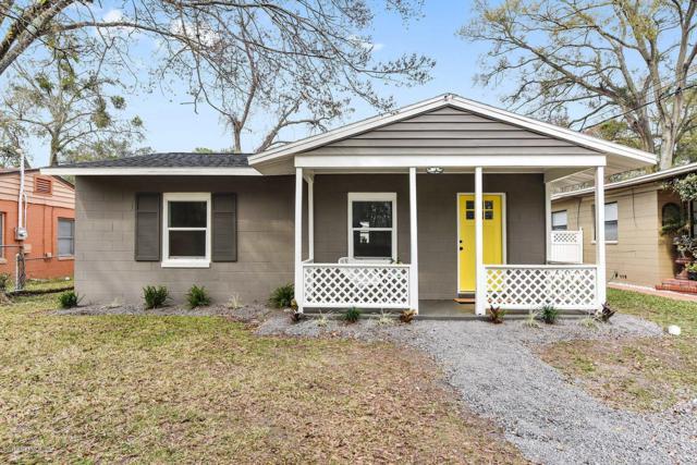 3343 Ernest St, Jacksonville, FL 32205 (MLS #979989) :: Home Sweet Home Realty of Northeast Florida