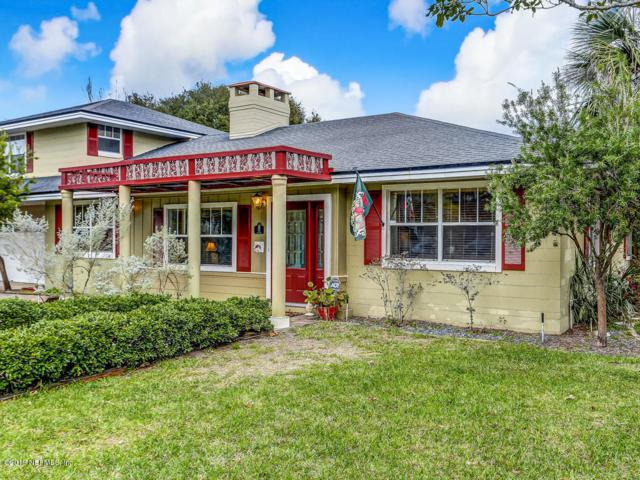 32 Colony St, St Augustine, FL 32084 (MLS #980130) :: The Edge Group at Keller Williams