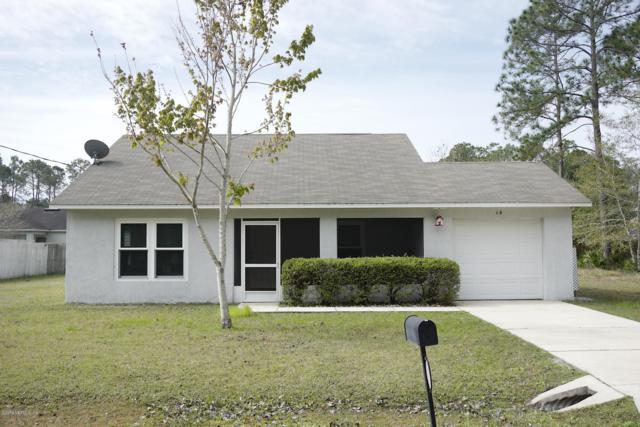 14 Zodiacal Pl, Palm Coast, FL 32164 (MLS #980233) :: CrossView Realty