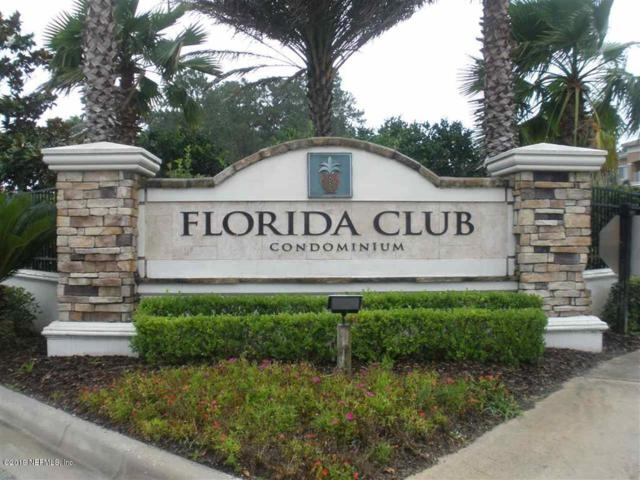 560 Florida Club Blvd #312, St Augustine, FL 32084 (MLS #980407) :: The Hanley Home Team