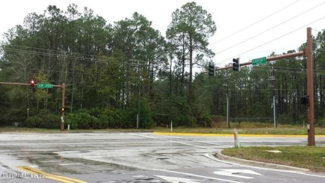 0 State Road 207, St Augustine, FL 32084 (MLS #980410) :: Berkshire Hathaway HomeServices Chaplin Williams Realty