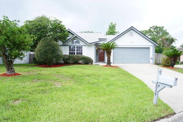2024 Tanners Green Way, Jacksonville, FL 32246 (MLS #980421) :: The Hanley Home Team
